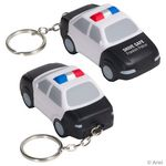 Custom Police Car Key Chain
