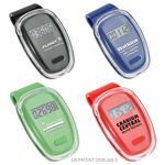 Custom Fitness First Pedometer