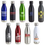 Custom 17 Oz. Keep Vacuum Insulated Stainless Steel Bottle