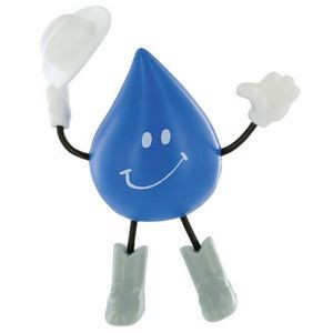 Western Droplet Stress Reliever Figure