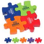 Custom 4-Piece Connecting Puzzle Set