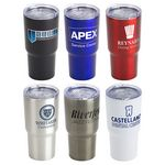 Custom Belmont 20oz Vacuum Insulated Stainless Steel Travel Tumbler