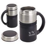 Custom Master Insulated Mug with TempSeal Technology