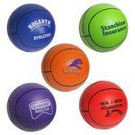 Custom Basketball Stress Ball