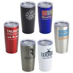 Custom 20 Oz. Glendale Vacuum Insulated Stainless Steel Tumbler