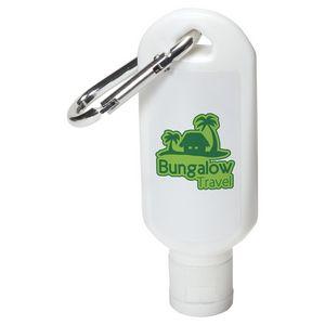 1.8 Oz. Safeguard Sunscreen w/Carabiner