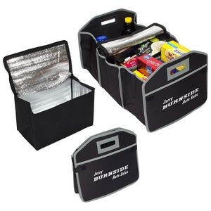 Cargo Organizer w/Cooler Bag