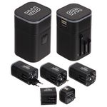 Custom Gemini Travel Adapter