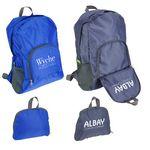 Custom Trailblazer Collapsible Backpack