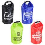 Custom 10 Liter Waterproof Gear Bag