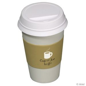 To Go Coffee Cup Stress Reliever