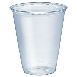 7 Oz. Tall Clear Plastic Soft-Flex Disposable Tumbler