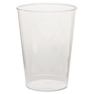 7 Oz. Rigid Disposable Plastic Tumbler