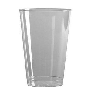 16 Oz. Clear Rigid Disposable Plastic Tumbler
