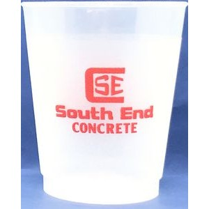 5 Oz. Frosted Souvenir Plastic Sampling Cup