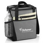 Custom Merrick Lunch Cooler Bag (Gray, Personalized)