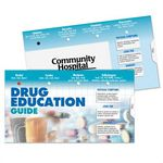 Custom Drug Education Slideguide Brochure (English Version)