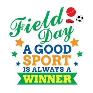 Field Day: A Good Sport Is Always A Winner Temporary Tattoos - Sports Design