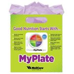 Custom Full-Color MyPlate Goody Bags (Personalized)