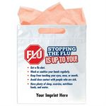 Custom Stopping The Flu Is Up To You! Take Home Goody Bag (Personalized)