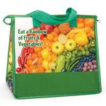 Custom Insulated Lunch Bag (Eat A Rainbow Of Fruits & Vegetables!, No Personalization)