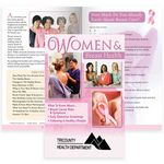 Custom Women and Breast Health Action Handbook (English Version)