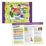 Custom MyPlate Kid's Laminated Spanish Placemat (Personalized)
