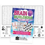 Custom Brain Builders Puzzles For Adults Of All Ages Book