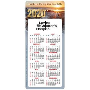 Thanks For Putting Your Trust In Us 2019 E-Z 2 Stick Calendar - Personalization Available