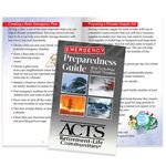 Custom Emergency Preparedness Guide What to Do When Disaster Threatens Handbook (English)