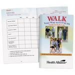 Custom Walk Your Way to Fitness Guide & Daily Log Handbook (English Version)