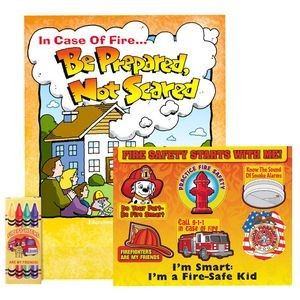 In Case Of Fire...Be Prepared Not Scared Grades 2-3 Value Kit