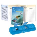 Custom Medication Recorder Pocket Pal & Pill Box (English Version)