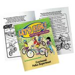 Custom Let's Ride! A Kid's Guide to Bicycle Safety Educational Activities Book