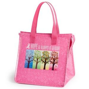 Hope Is Always In Season Insulated Laminated Eco-Lunch Bag