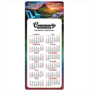 Committed to Service, Committed to You 2019 E-Z 2 Stick Calendar - Personalization Available