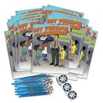 Custom My Friend The Sheriff 400-Piece Open House Kit W/Coloring Book, Pencils, & Stickers