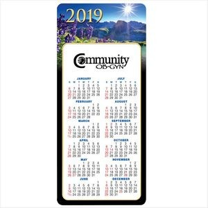 Scenic Sunshine 2019 E-Z 2 Stick Calendar - Personalization Available