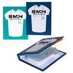 Custom Medical Scrub Sticky Book