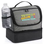 Custom Bayport Dual Compartment Lunch Bag (Proud Member Of An Awesome Nursing Team)
