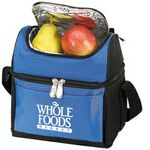 Custom 2 Compartment Lunch Sack Cooler