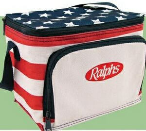 Stars and Stripes Cooler Bag