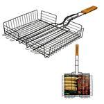 Custom Bbq Grilling Basket