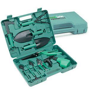 10 piece gardening tool set gs1080 ideastage for Gardening tools kit set india