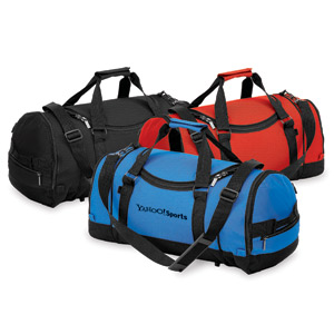 Captain's Duffel Bag w/ Shoe Storage