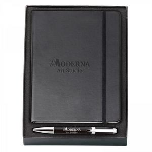 Melody 2-Tone & Neoskin® Pen & Journal Gift Set
