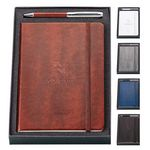 Custom Fabrizio Pen & Journal Gift Set