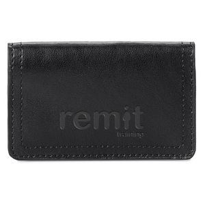 Colorplay Leather Card Holder