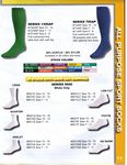 Custom White No Show In Stock All Purpose Athletic Socks