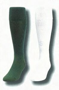 Nylon Soccer Socks w/ Ankle & Arch Support (7-11 Medium)